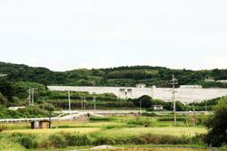 山口県おでかけ情報 山口県萩市見島 見島ダム